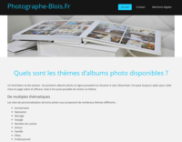 Screenshot photographe-blois.fr